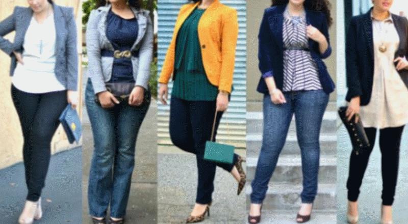 Джинсы для женщины после 50 лет (фото)