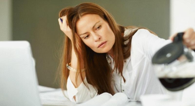 Почему нету сил и усталость