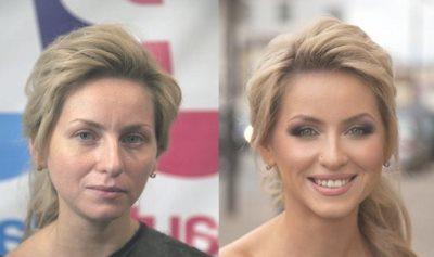 Омолаживающий макияж кому за 40 - фото пошагово