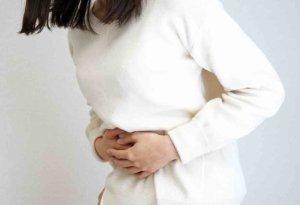 Надутый живот - причины у женщин