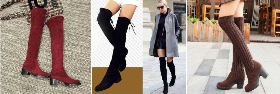 Женская осенняя обувь: советы по выбору и много фото