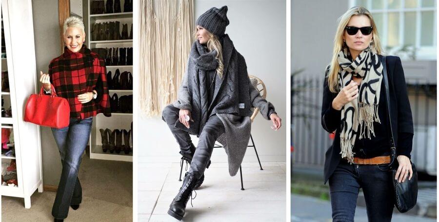 Осенняя мода для женщин после 40