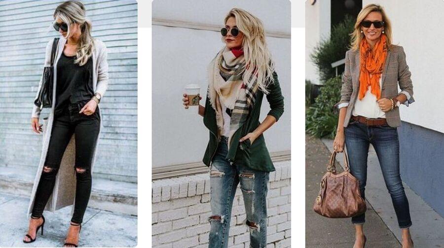 Что носить осенью 2018 женщинам за 40
