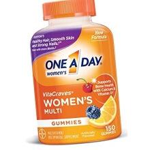 Жевательные витамины One A Day Women's VitaCraves Multivitamin