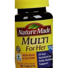 Витамины фирмы Nature Made