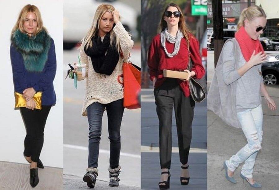 Звездная мода: Sienna Miller/Кейт Босуорт/Энн Хэтэуэй/Эшли Тисдейл