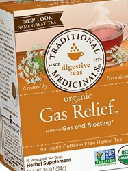 Traditional Medicinals Organic Gas Relief Tea