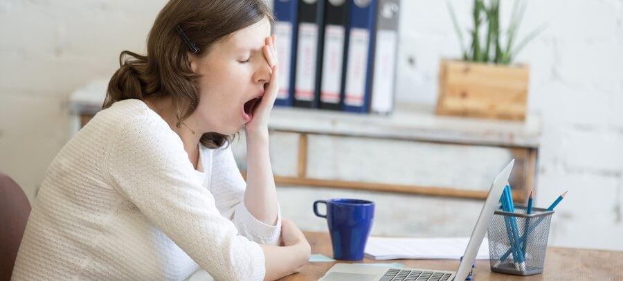 Причины частой зевоты у взрослых