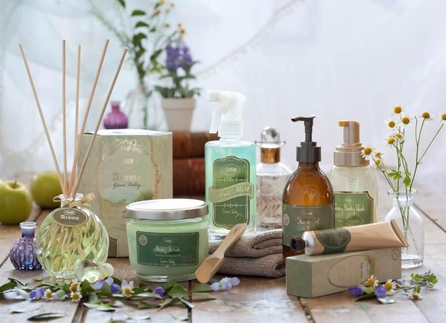 На сегодня Sabon вышла за рамки простого мыла и предлагает и другие замечательные продукты