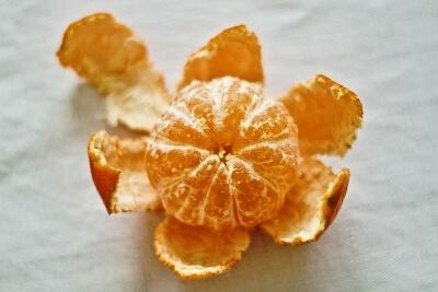 Кожура мандарина - польза и вред для здоровья