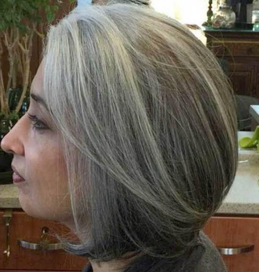 Стильные короткие стрижки для женщин после 40 лет без укладки (+ фото)