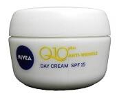 Nivea Visage Q10 Plus -  Креатин против морщин, дневной крем