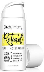 Body Merry Retinol Moisturizer - Крем для лица против морщин и прыщей