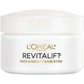 L'Oreal Paris Skincare Revitalift Увлажняющий крем для лица и шеи от морщин