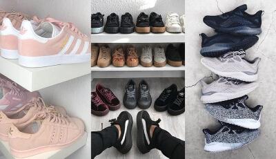 Какие женские кроссовки сейчас в моде - сезон 2019