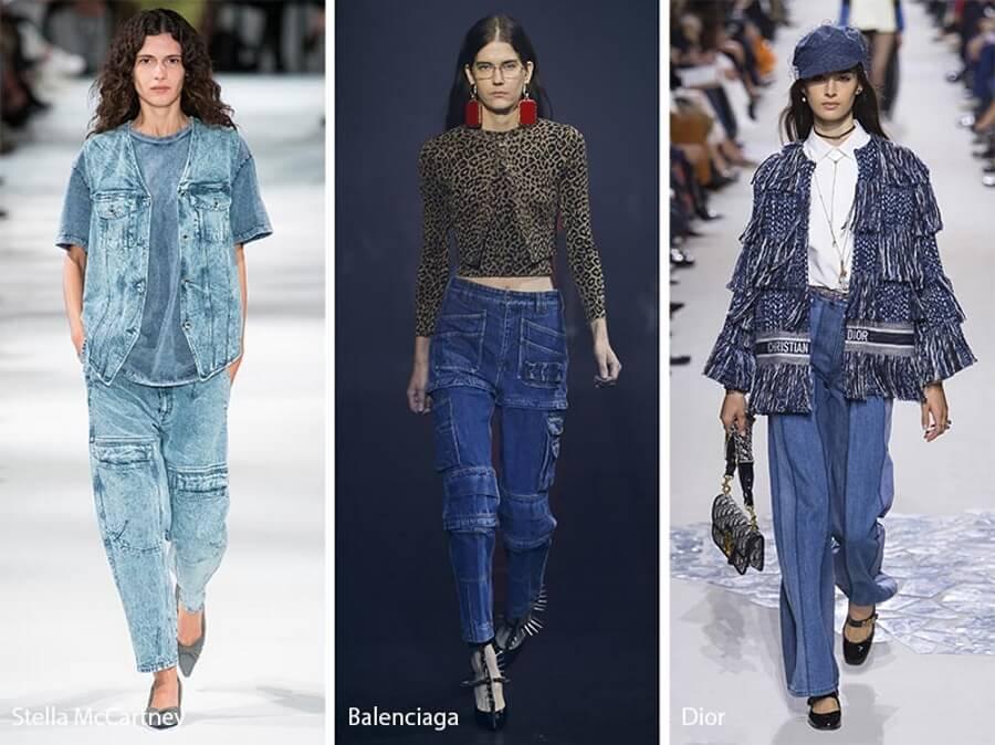 Какие женские джинсы сейчас в моде: сезон 2019