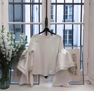 Женские рубашки 2019 года: модные тенденции,  фото