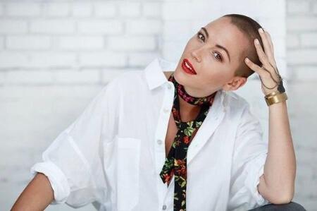 Ультракороткие женские стрижки