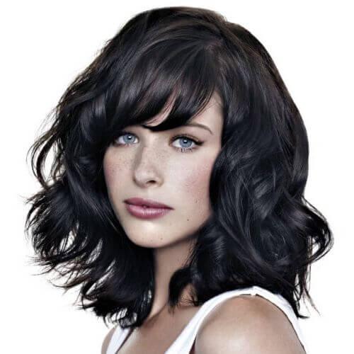 Стрижка шегги на средние волосы с фото и описанием