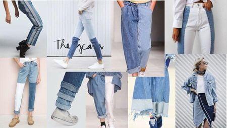 Модные джинсы женские 2020 года