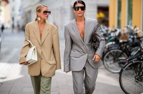 Что такое оверсайз в одежде