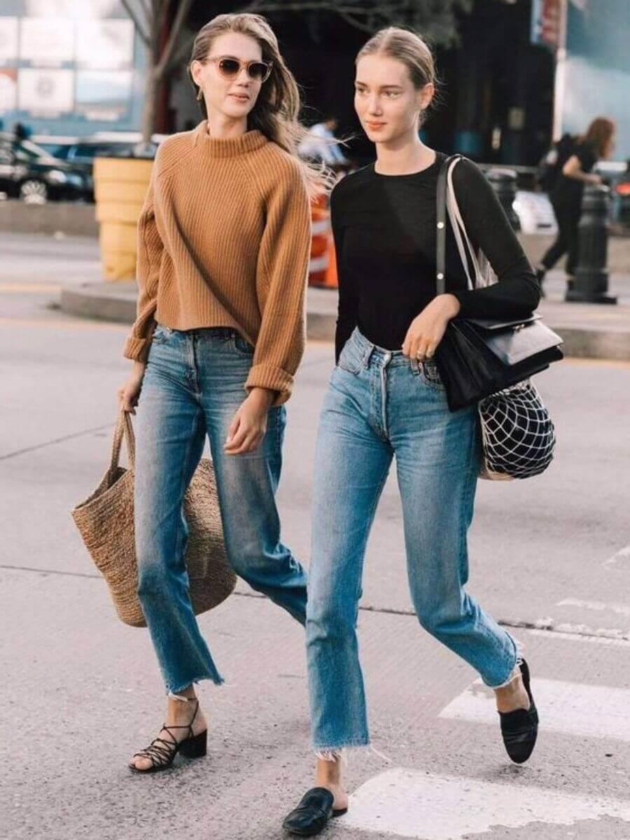 Джинсы женские 2020 года - модные тенденции с фото