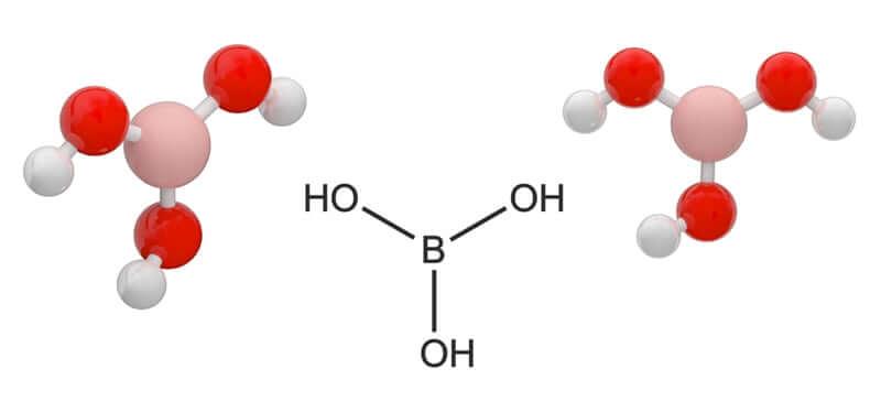 Борная кислота - применение в быту как антисептик
