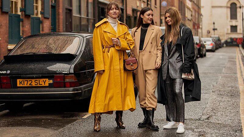 Женская мода: осень зима 2020 2021 - тренды