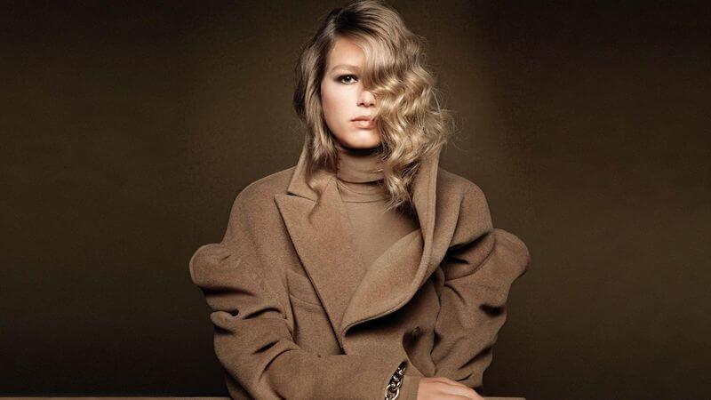 Пальто женское 2021 - модные тенденции